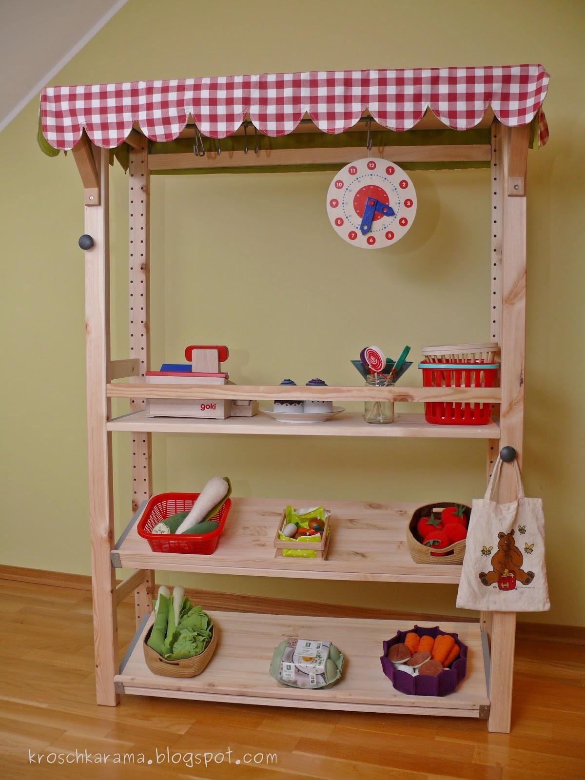 kaufladen küche selber bauen | kinderküche zubehör awesome kaufladen
