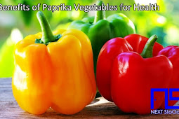 Benefits of Paprika Vegetables for Health