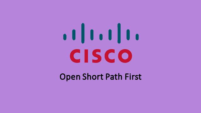 Konfigurasi OSPF Single Area pada Cisco