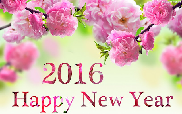 Happy New Year 2016 HD Images
