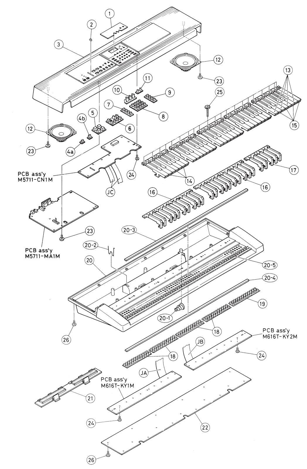 Electrotechnician Casio Ctk 650 Electronic Keyboard
