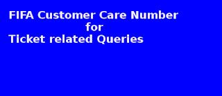 fifa customer care service