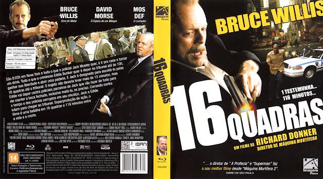 Capa Blu-ray 16 Quadras