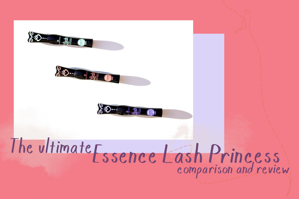 The ultimate Essence Lash Princess mascara review and comparison : which one is better?