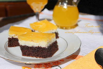 Fanta cake