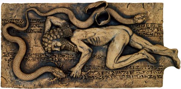 """Image result for Gilgamesh y Agga   """"humanos"""" y """"serpientes""""."""