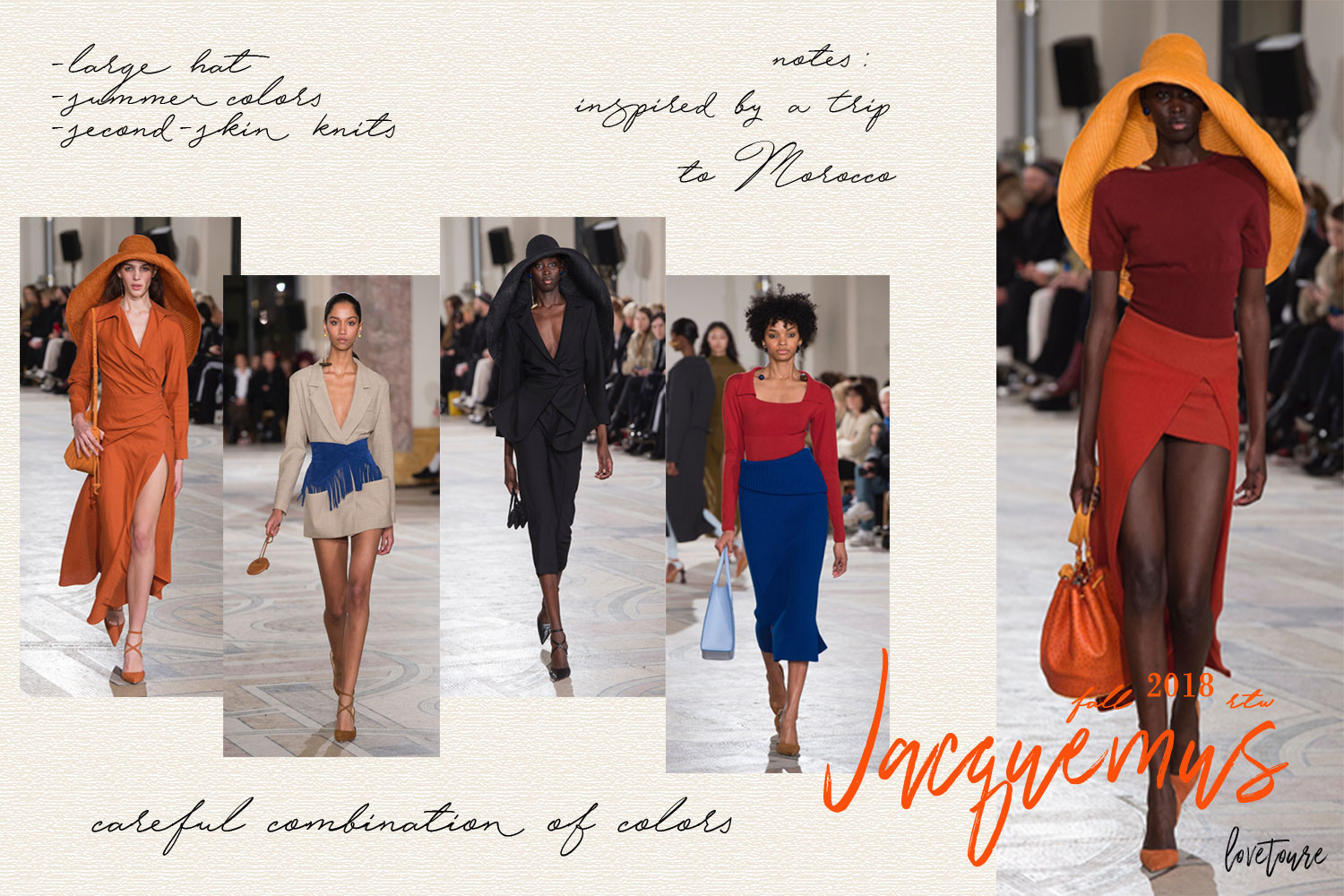 Favorite Looks From Paris Fashion Week 2018 Lovetoure