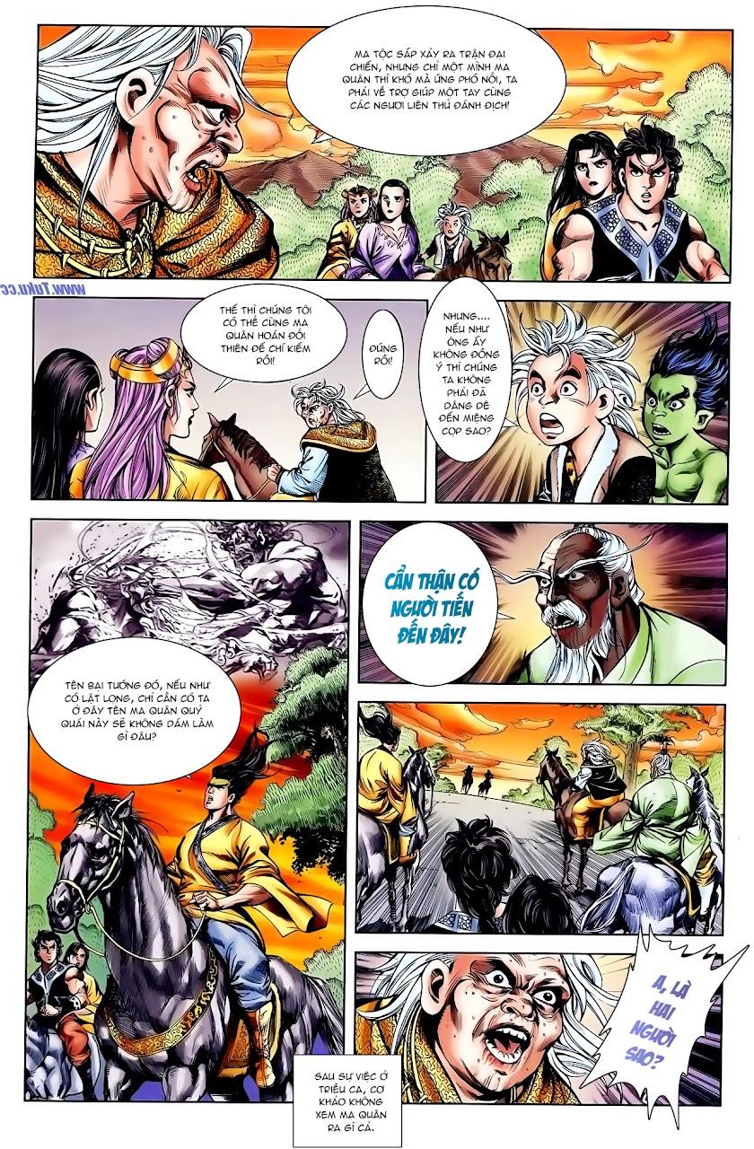 Cơ Phát Khai Chu Bản chapter 111 trang 19