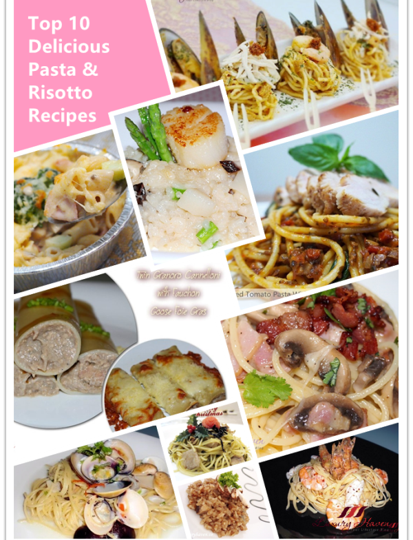 tasty top 10 pasta risotto recipes
