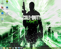 Download Call of Duty Modern Warfare 3 Theme for Windows 7