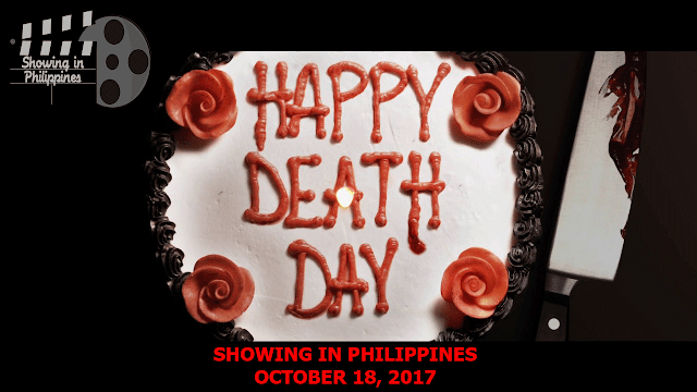Happy Death Day Movie Releases in PH on October 18, 2017