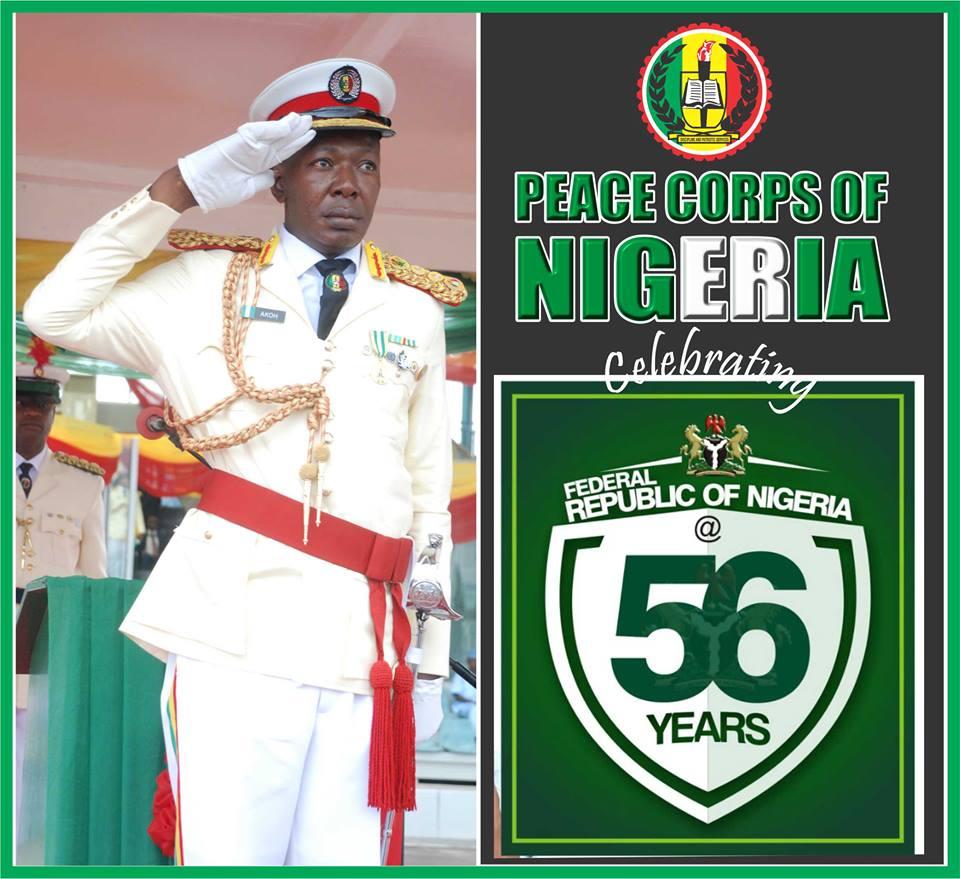 Nigerian Peace Corps Celebrate Nigeria @ 56 - Adekitanboye's Blog