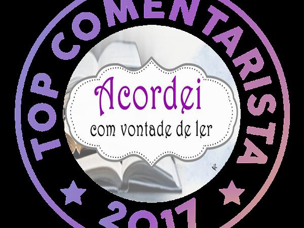 Resultado do Top Comentarista de Fevereiro + Top Comentarista de Março/2017