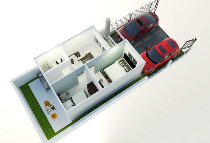 Rumah Minimalis Kecil Tapi Cantik