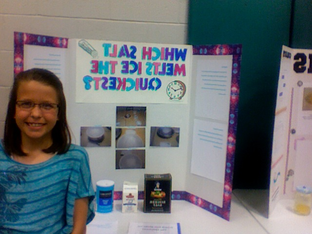 Amazing science fair projects