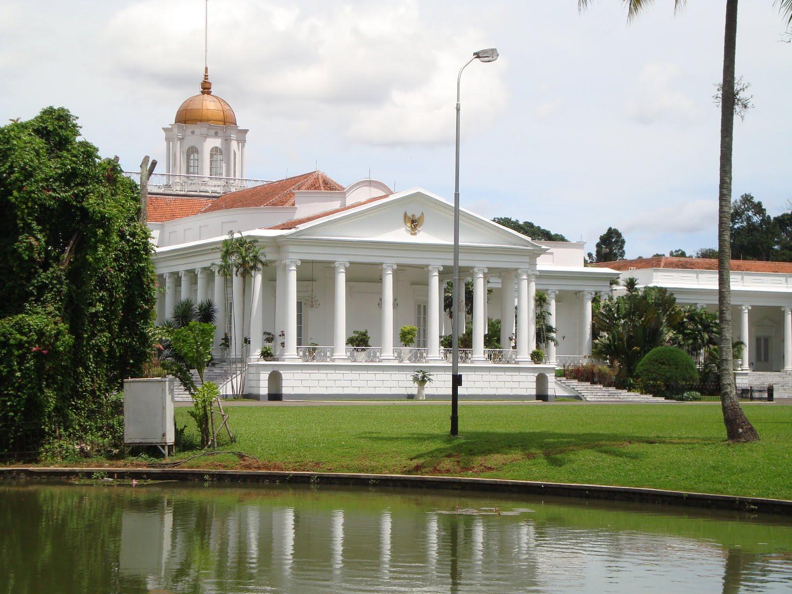 mosesrosa Kebun Raya Bogor dan Istana Bogor