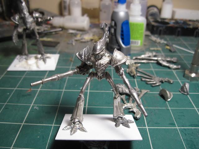 Epic Eldar Phantom Titan