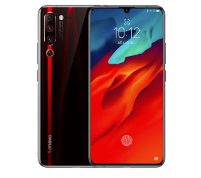 Lenovo Z6 Pro with Snapdragon 855, Quad Rear camera Launched