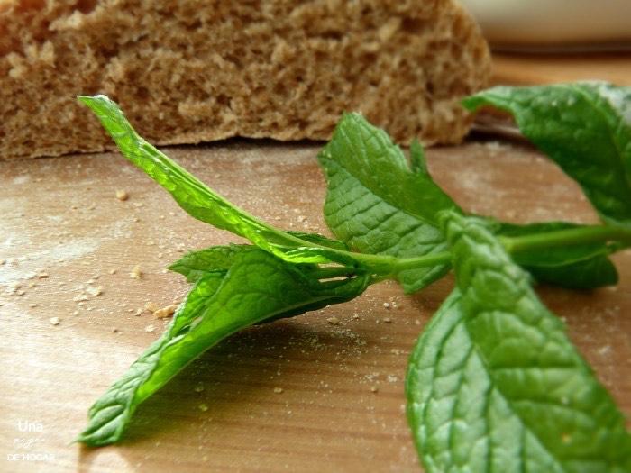 Receta de pan integral casero hecho con panificadora y con levadura seca