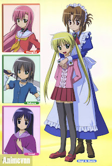 Hayate No Gotoku! - Season 1 2007 Poster