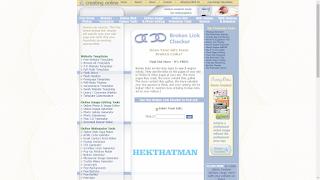 4 Alat Check Broken Link Gratis Untuk SEO Blog Anda