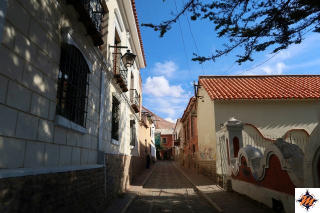 Potosí, nel centro