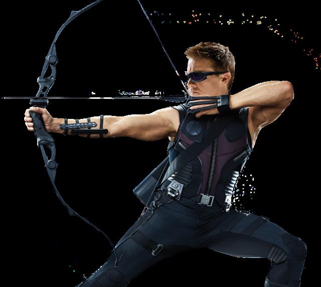 Hawkeye costume diy