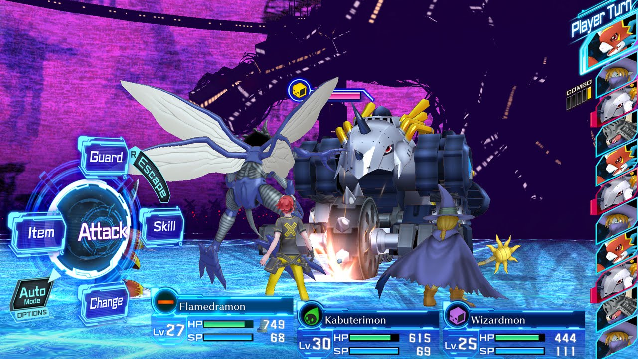 The Modern Gafa : REVIEW: Digimon Story: Cyber Sleuth