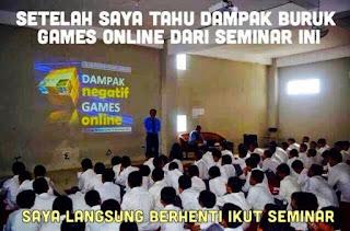 Pecandu Game Online? Kamu Wajib Baca 15 Meme Lucu Tentang Kepribadian Gammer Berikut