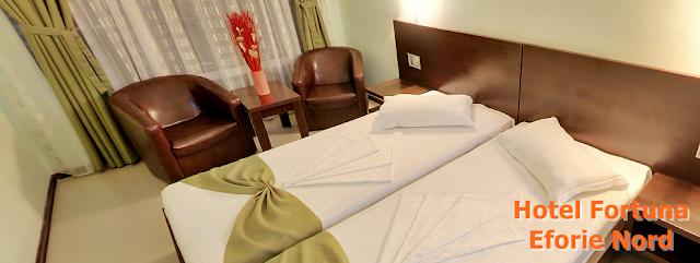 imagini camere cazare eforie nord hotel fortuna
