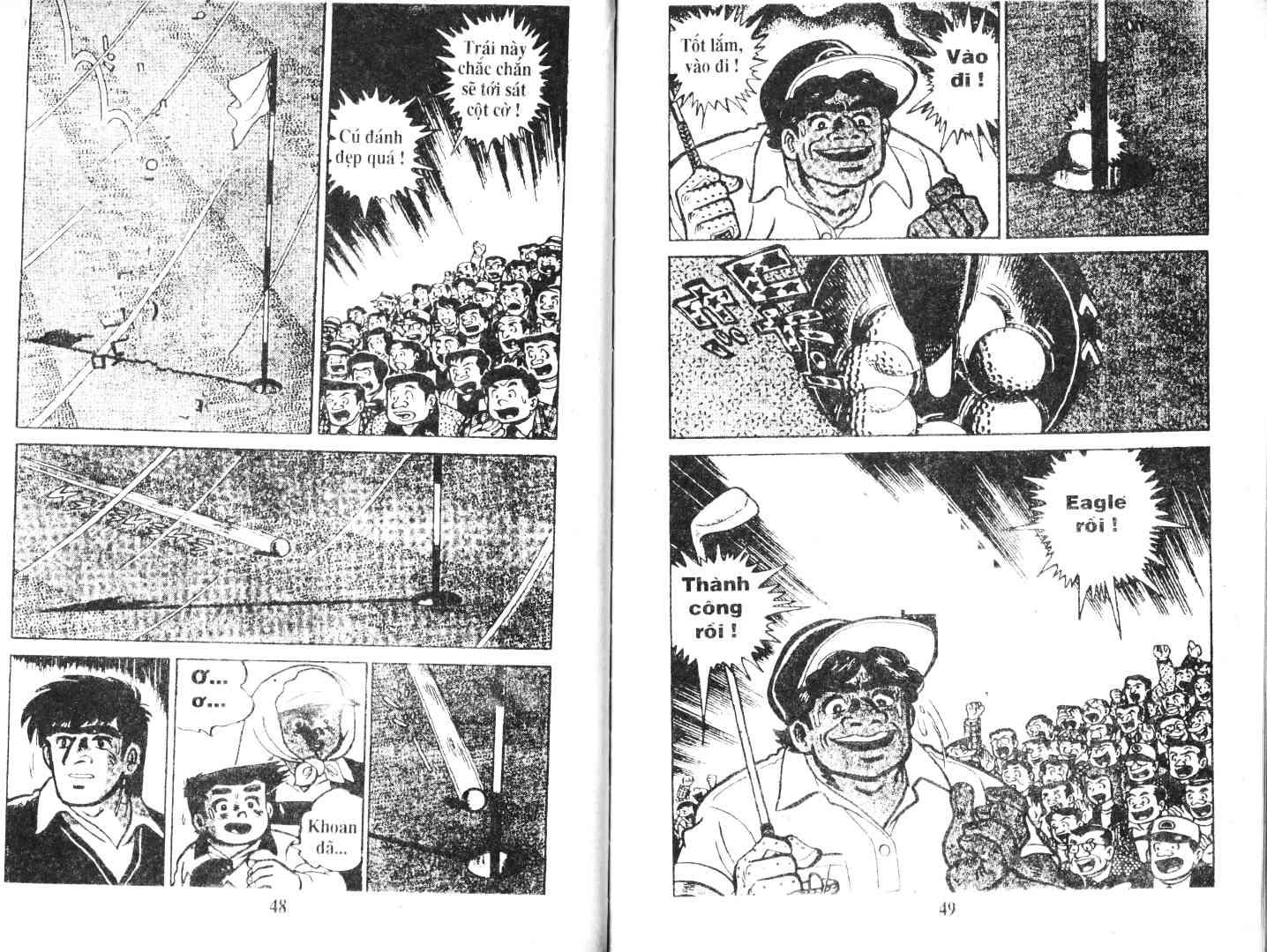 Ashita Tenki ni Naare chapter 48 trang 23