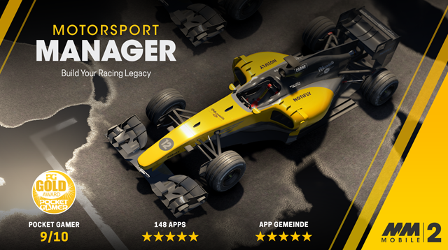 Download Motorsport Manager Mobile 2 Mod Apk OBB Terbaru