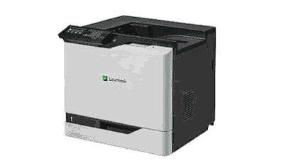 Image Lexmark CX820de Printer Driver