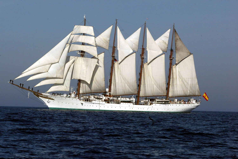 Juan Sebastián Elcano Ferdinand Magellan S Replacement: Naval Open Source INTelligence: Spanish Navy Training Ship