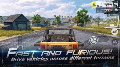 RULES OF SURVIVAL MOD APK + DATA