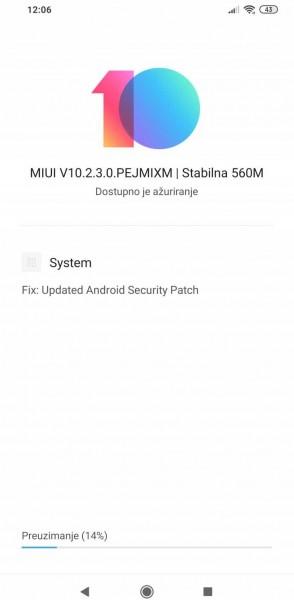 Xiaomi Pocophone F1 يحصل على تحديث مستقر