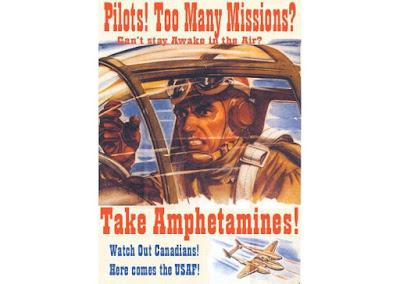 Take Amphetamines