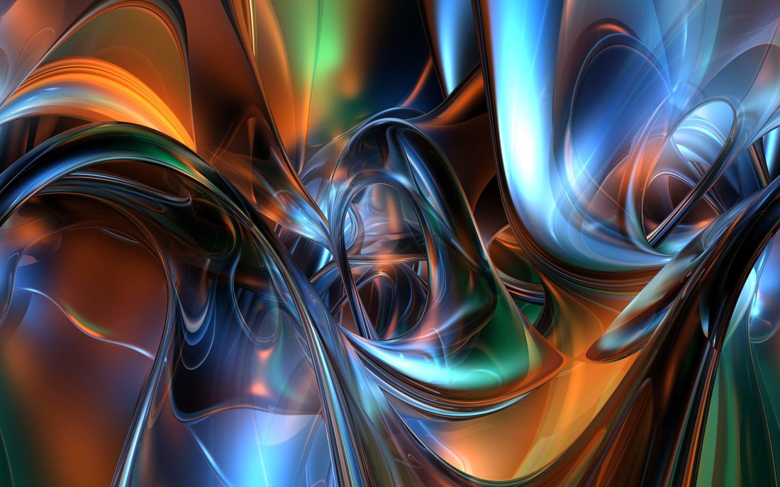 Beautiful 3d Art In Mix Colour Wallpaper Wallpapersxplore