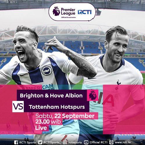 Brighton & Hove Albion vs Tottenham