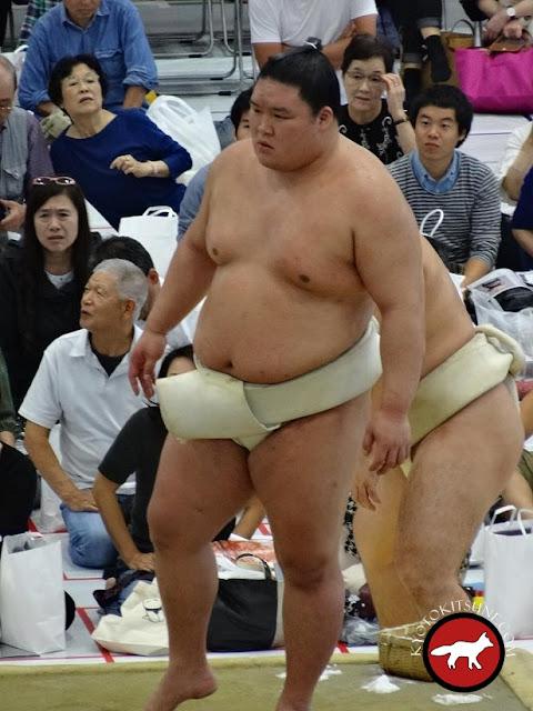 Sumo Goeido à Kyoto