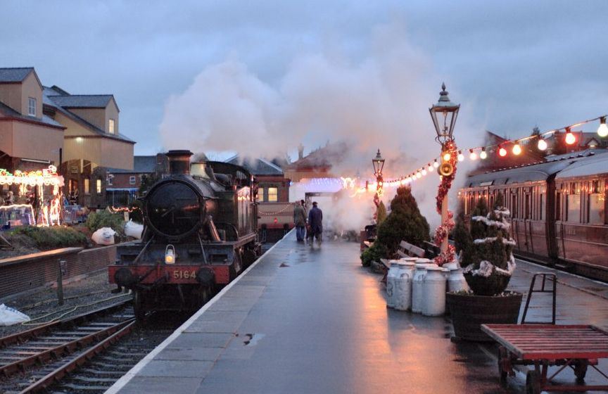 Severn Valley Railway - To Become Mum