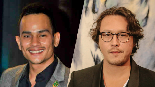Kiko Matos gives respect to Baron Geisler after their fight