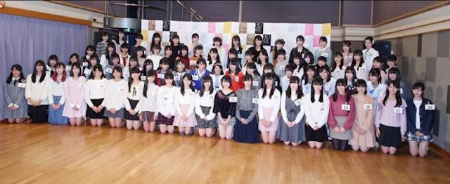 第3回AKB48グループドラフト会議候補者オーディション三
