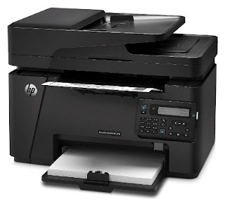 HP LaserJet Pro MFP M127 series - Free Download Driver