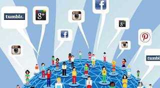 Promote your social media