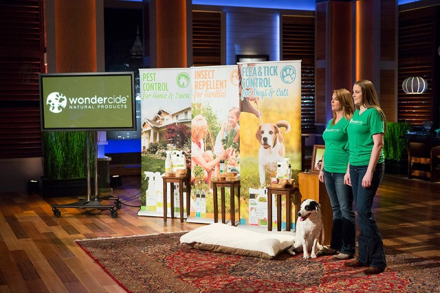 Wondercide on Shark Tank on 3/18 on ABC