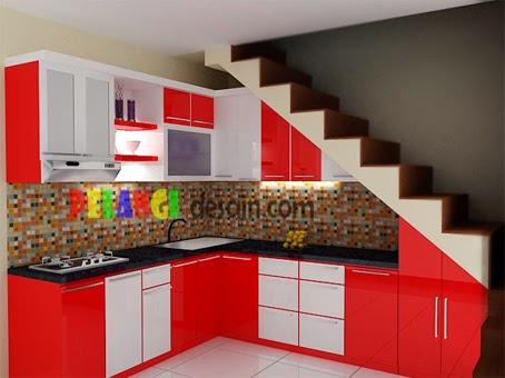 Kitchen Set Kitchen Set Dibawah Tangga