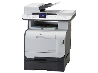 Download HP LaserJet CM2320fxi drivers