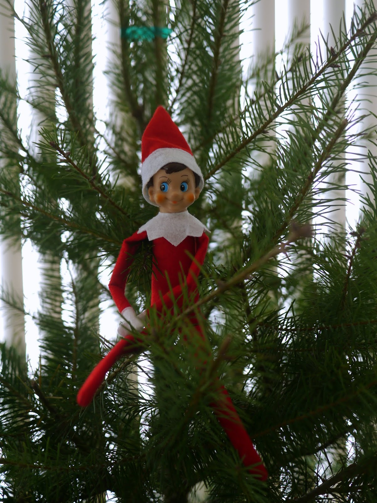 Little Hiccups: That Cheeky Elf: Week 3