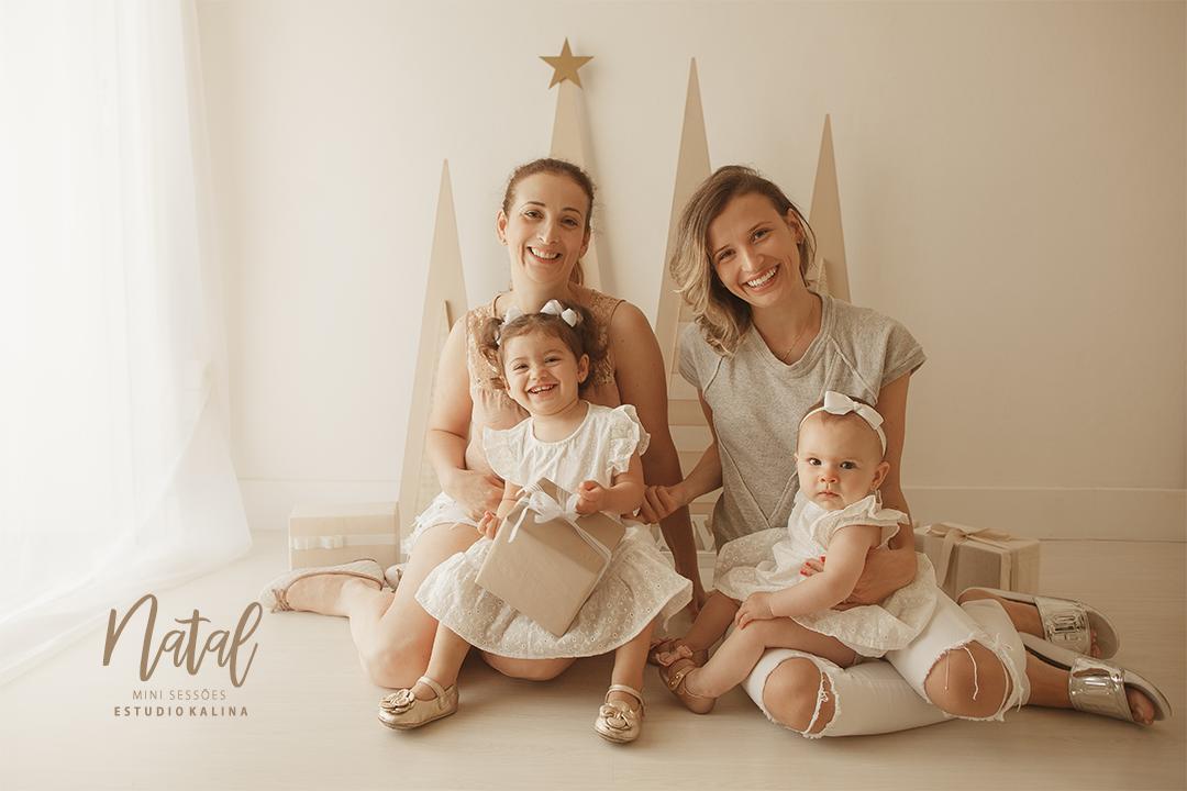 Ensaios de Natal em Joinville